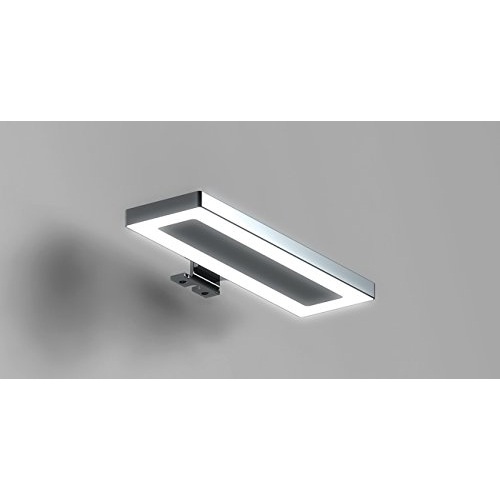 LAMPADA luce a LED applique CM 20 faretto specchio arredo bagno HYDRA
